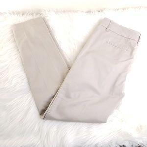 🍾  BCBG Paris Skinny Legged Khaki Slacks B108